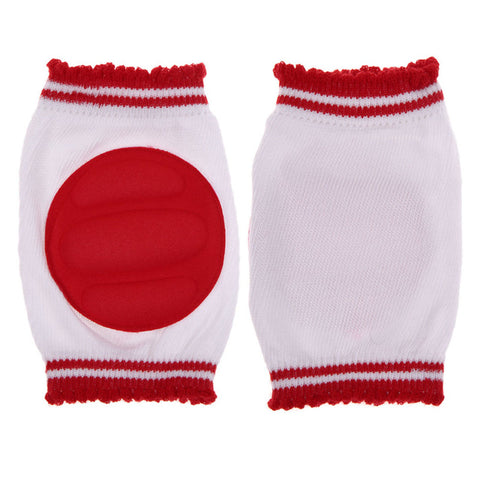 Infant Knee Pads with Safe Crawling Protector