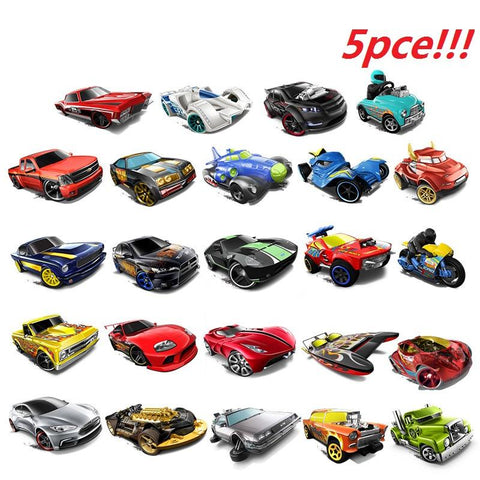 Unique Set Of Miniature Metal Car Toys Random Choice