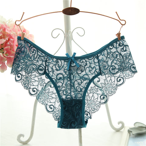Fashionable High-Quality Colored Lace Lingerie