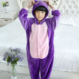Comfy Animal Onesie Unicorn Costume Pajamas