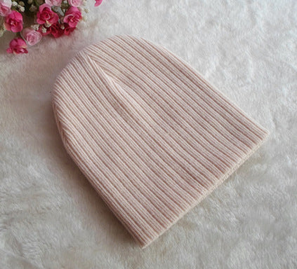 Cute Infant Knitted Colored Beanie
