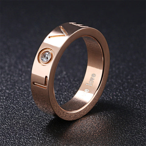 Quality Love Couple Rings For You and Loved One