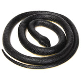 Realistic Soft Safari Snake Rubber Toy