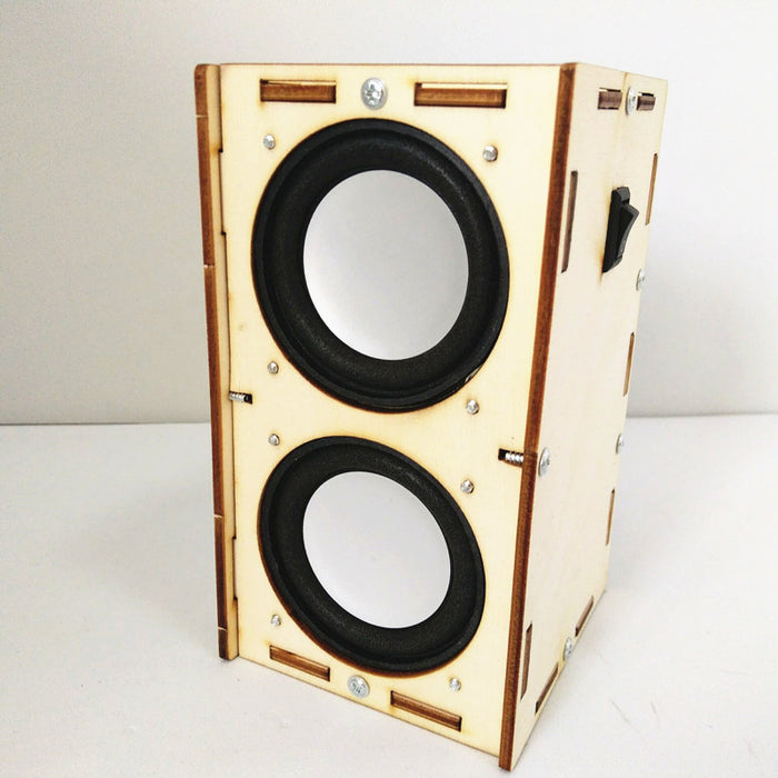 STEM DIY Bluetooth Speaker Kit - eBabyZoom