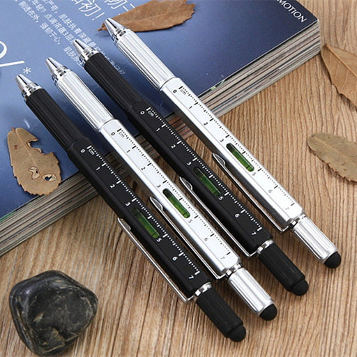 5 in 1 multifunction Tool Ballpoint Pen - eBabyZoom