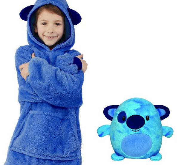 Plush animal pet children's clothing - eBabyZoom