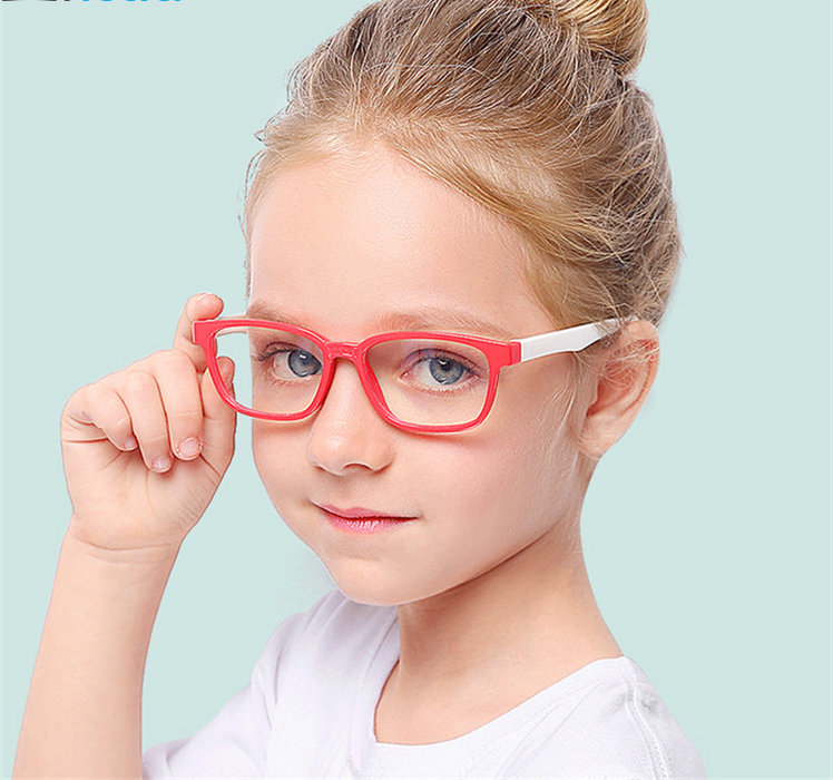 Anti-blue Light Kids Glasses - eBabyZoom