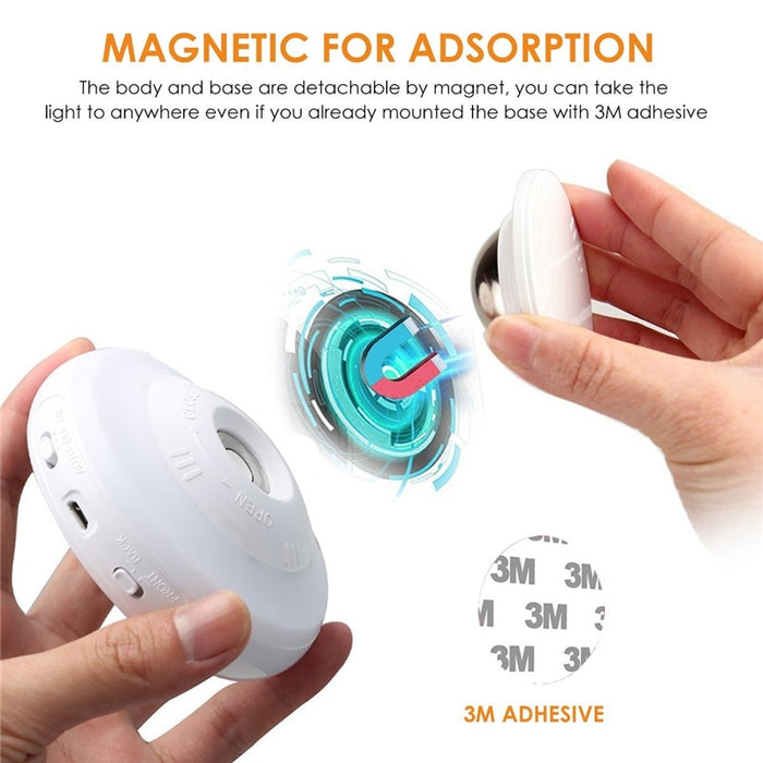 Smart Rotating LED Light - eBabyZoom
