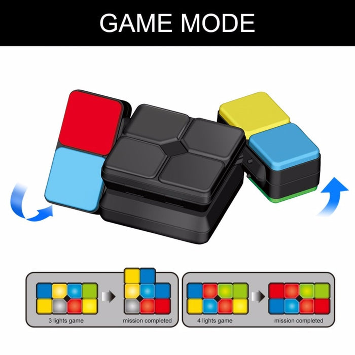 Magic Cube Flip Slide Cube Puzzle Toy - eBabyZoom