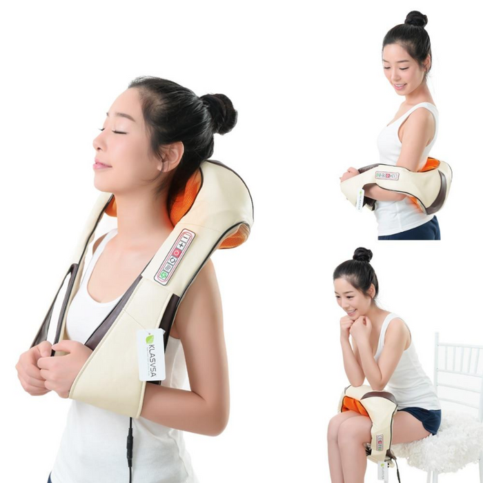 Relaxation heating Neck and body Massager - eBabyZoom