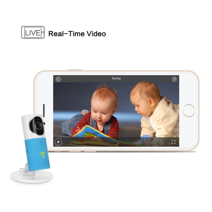 Baby Safe Monitor Nightvision Intercom Camera - eBabyZoom