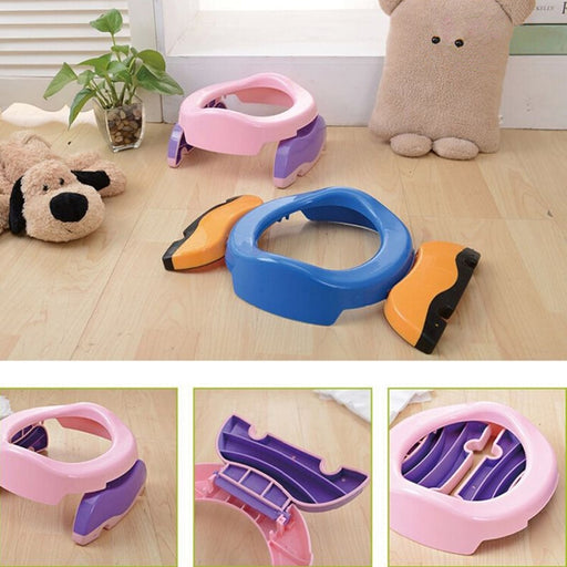 Portable Travel Potty Seat - eBabyZoom