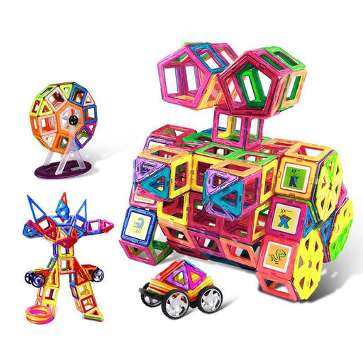 Magical Magnetic Building Blocks - eBabyZoom