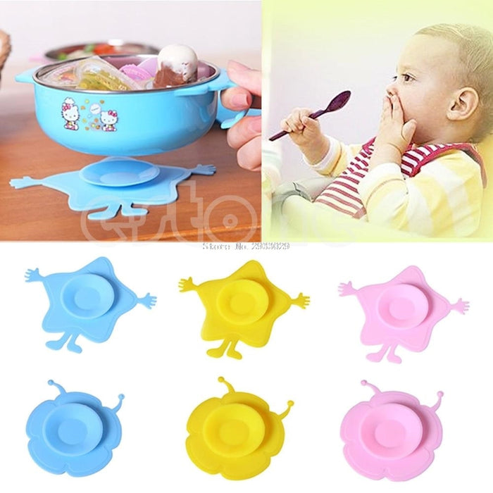 Non-slip Bowl Suction Pad - eBabyZoom