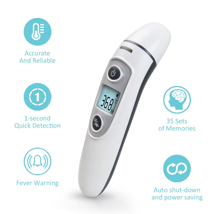 Elera High Precision Infrared  2 in 1 Thermometer