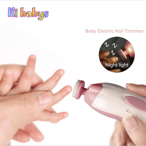 Baby Nail Trimmer Manicure - eBabyZoom