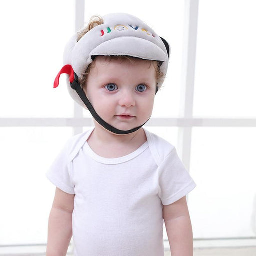 Anti-collision Safety Infant Toddler Protection Soft Hat Baby Protective Helmet Anti-falling Head Protective Cap for Walking Kid - eBabyZoom