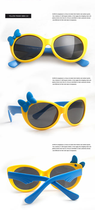 Kids UV protect Polarized Sunglasses - eBabyZoom