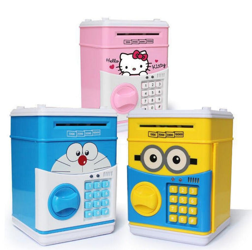 Fun ATM Bank Money Saving Box - eBabyZoom