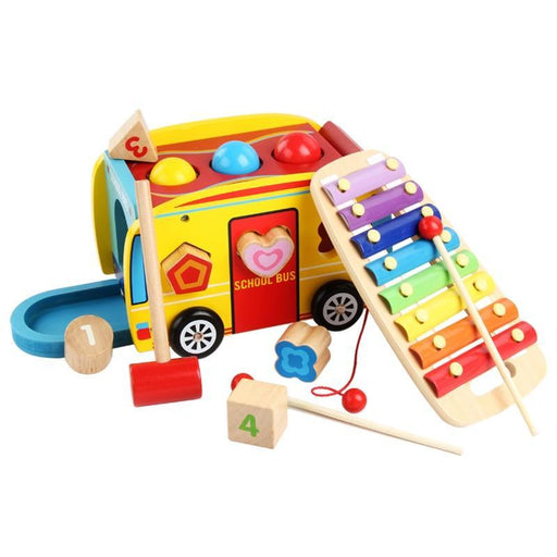 Montessori Musical School bus - eBabyZoom