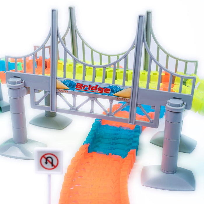 Magical Glowing Racing Track - eBabyZoom
