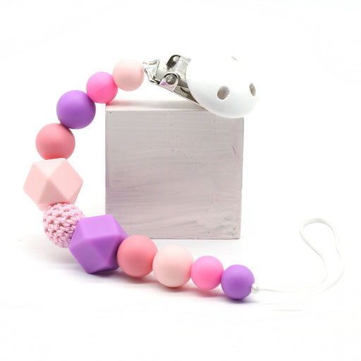 Baby Teething Silicone Beads - eBabyZoom