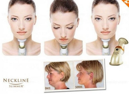 Double Chin Lifting and Neck Slimmer