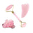 Rose Quartz Jade Facial Massage Roller - eBabyZoom