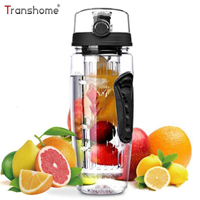 Leak-proof Fruit Infuser Water Bottle - eBabyZoom