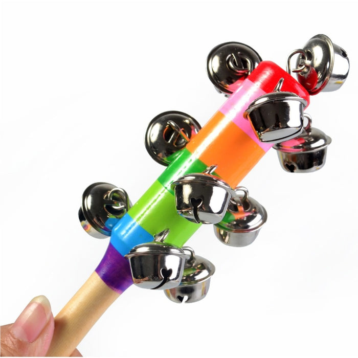 Musical Rainbow Baby Rattle