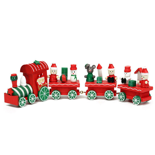 Santa Claus Christmas Train