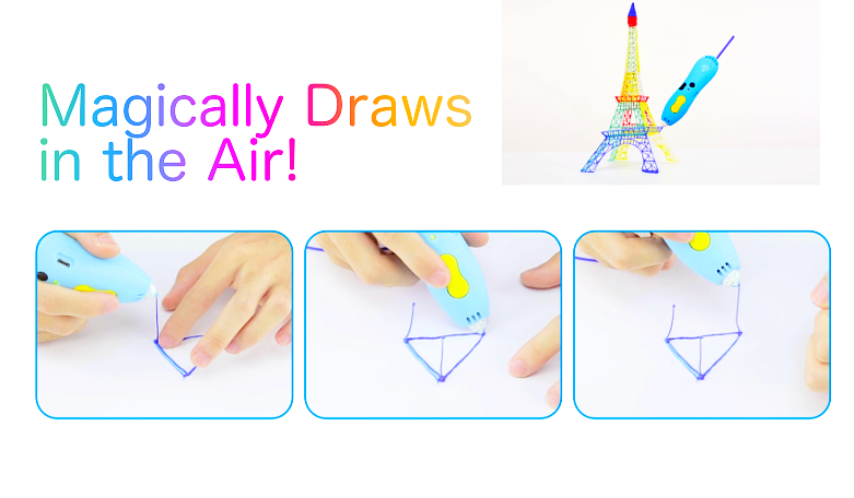 Magical 3D Printing pen - eBabyZoom