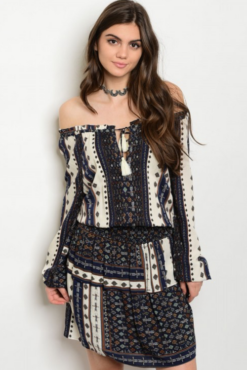 Boho Magic Dress