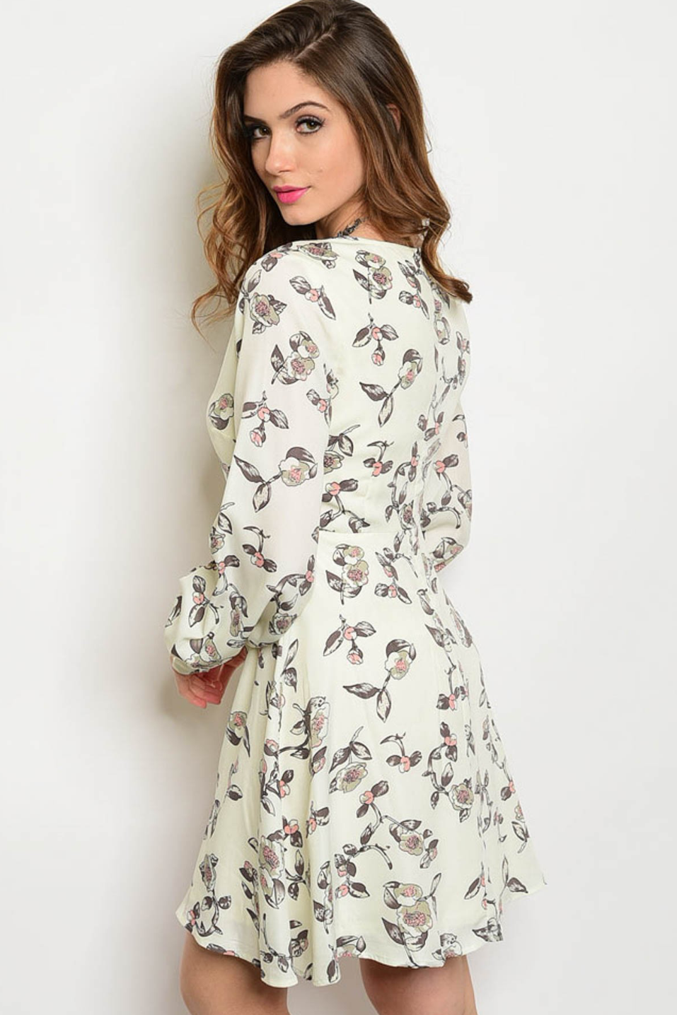 Dream Sweet Floral Dress