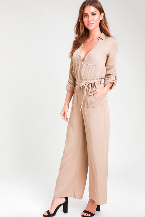 Good  Times Utility Jumpsuit