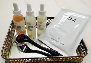 Facial Skincare Kit to Fight the signs of Ageing