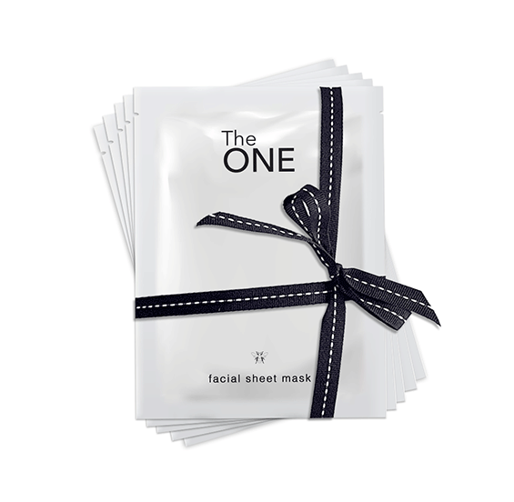 The ONE Bio-Cellulose Facial Sheet Mask [5 PACK]