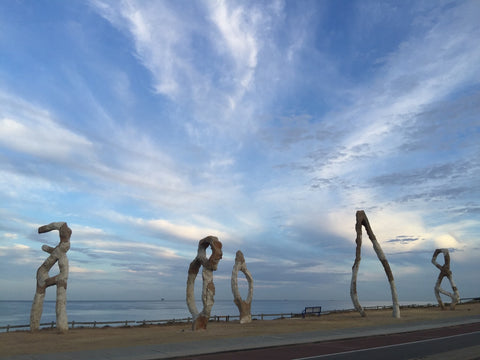 Lundberg Sculptures by the Sea