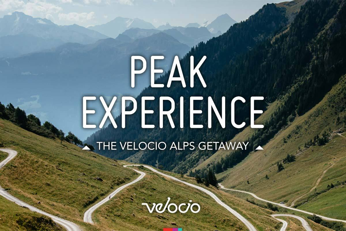 The Velocio Alps Getaway