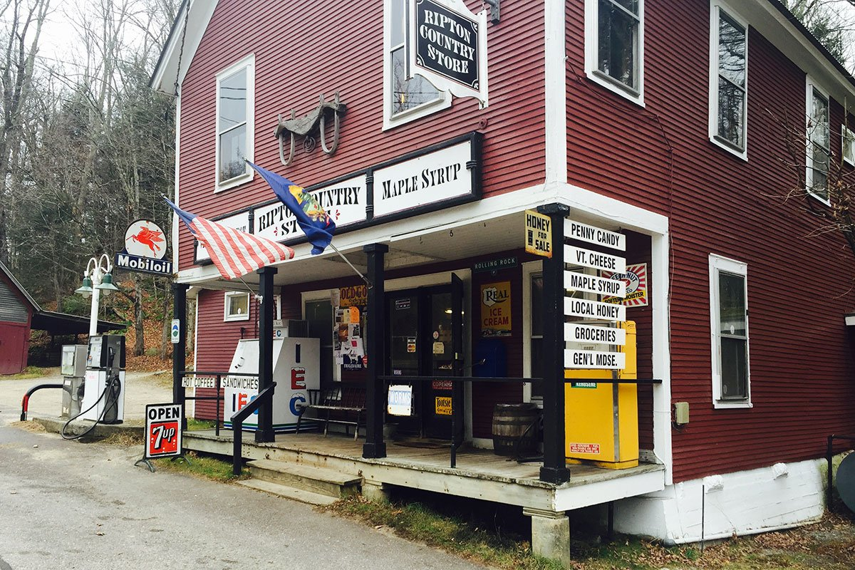Wayside: The Ripton Country Store