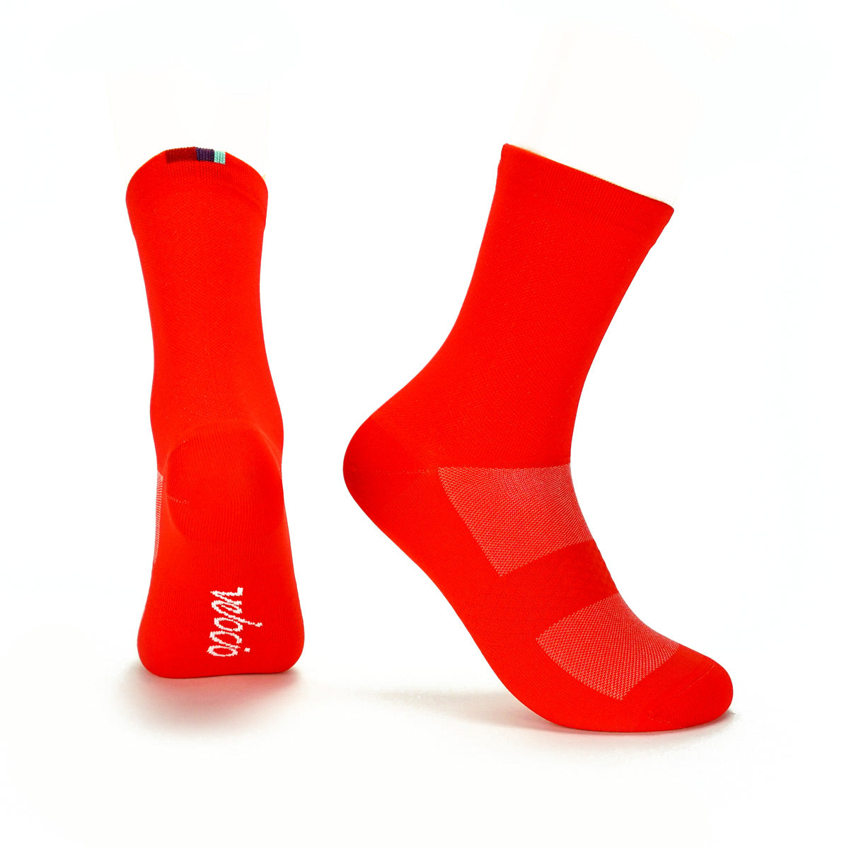 Signature Sock Red