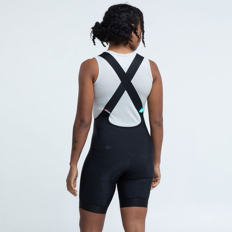 Women's Thermal Bib Short