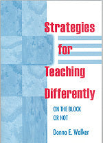 Strategies for Teaching Differently