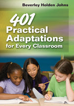 401 Practical Adaptations for Every Classroom