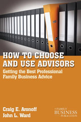 How to Choose and Use Advisors