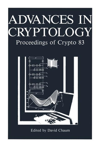 Advances in Cryptology
