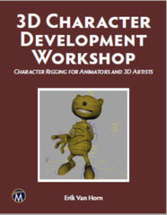 3D Character Development Workshop