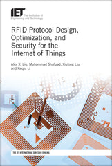 RFID Protocol Design, Optimization, and Security for the Internet of Things