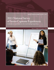 2011 National Survey of Senior Capstone Experiences