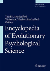 Encyclopedia of Evolutionary Psychological Science